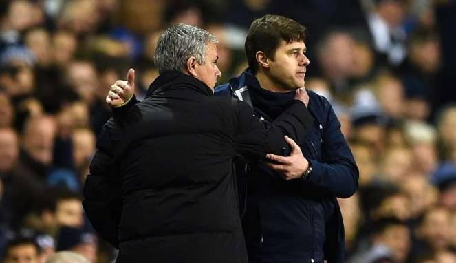 Pochettino Sudah Lupakan Permusuhan dengan Mourinho