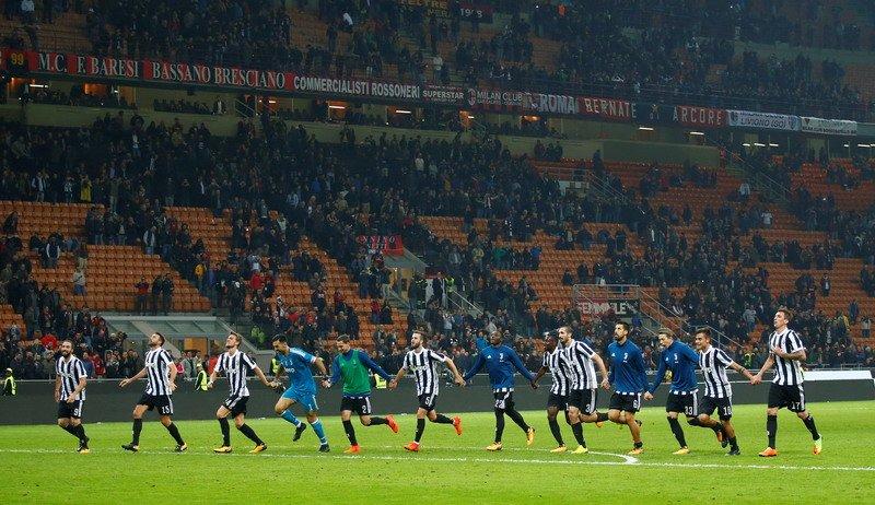 Juventus Selalu Menang Usai Kalah dari Barcelona, Buffon: Semua Laga Jadi Penting bagi Kami