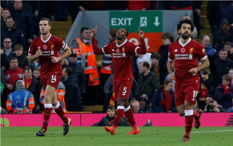 Menjamu Huddersfield, Liverpool Berpesta