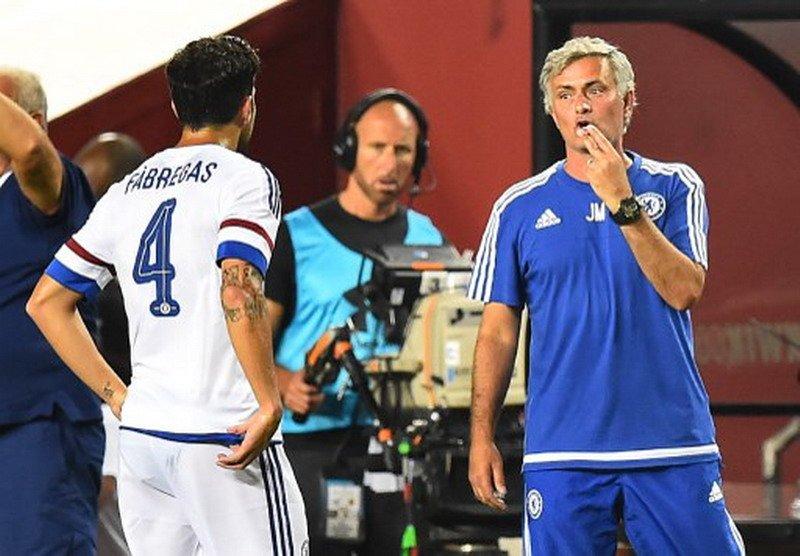 Dituding Jadi Biang Kerok Dipecatnya Jose Mourinho di Chelsea, Fabregas: Hubungan Saya dengannya Tetap Baik